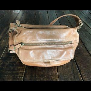 💥3 for $30 - Fossil Brown Leather Shoulder Bag